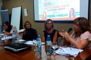 """Silvina Frana: """"La inseguridad es lo que más preocupa a los santafesinos"""""""