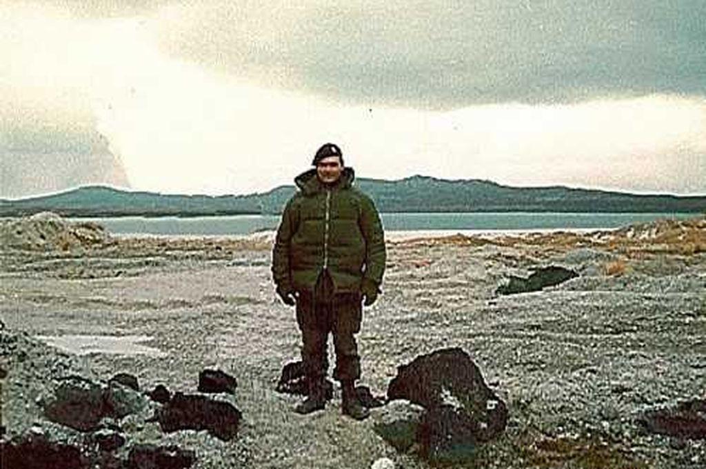 Llegaron al continente los restos de un soldado caído en Malvinas — Inédito
