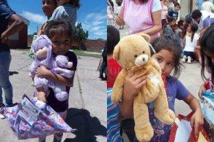 No cabe tanto amor: buscan que 1.200 chicos tengan su juguete de Navidad