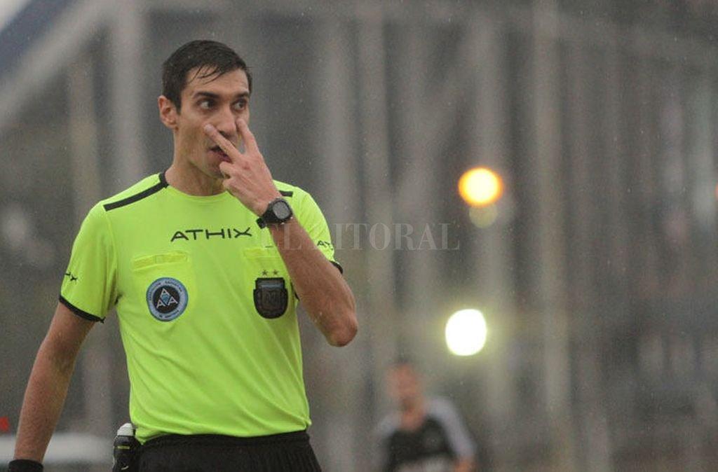 Yamil Possi tendrá su primera vez en la Superliga el sábado en el partido de Colón. <strong>Foto:</strong> Archivo