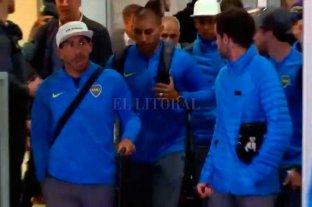 Boca llegó a Madrid y ya piensa en la súper final con River