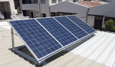 San Carlos Sud presentó en el RAMCC sus proyectos de energía sustentable