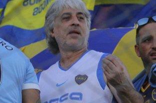 Di Zeo, líder de la barra de Boca, fue autorizado para viajar a Madrid