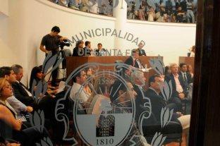 """Concejo: El PJ se unió y hay """"ruido"""" por quién ocupará la presidencia"""