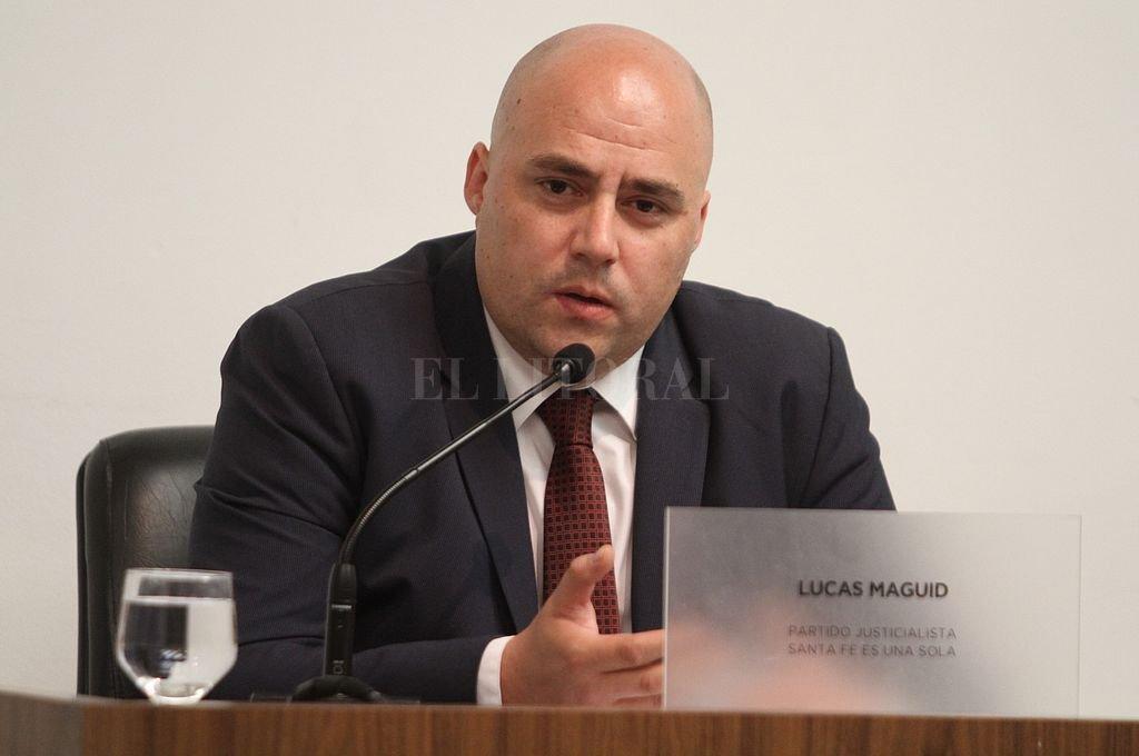 El proyecto fue impulsado por el concejal Lucas Maguid. Crédito: Archivo El Litoral / Luis Cetraro