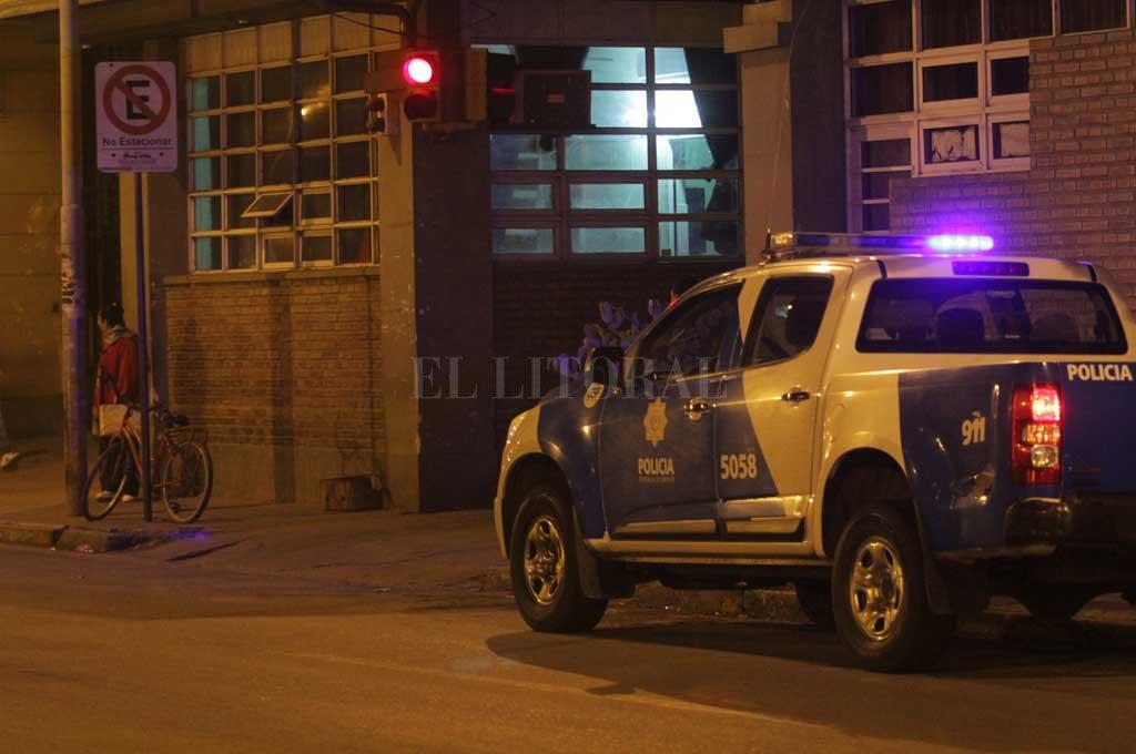 La pareja herida fue atendida en el Cullen <strong>Foto:</strong> Archivo El Litoral