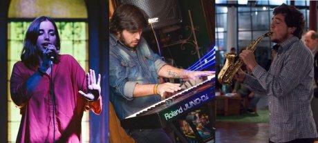 Poquet Awards 2018: ya están las ternas - Agostina Arnold (Mejor Voz Femenina), Nicolás López Soto (Mejor Tecladista) y Martín Testoni (Mejor Viento), algunos de los nominados con participación en más proyectos en los últimos tiempos. -