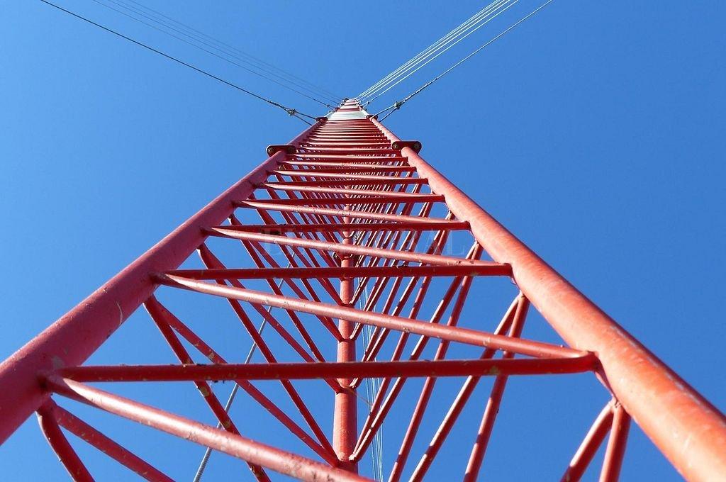 Futuro parque eólico: los registros de viento fueron ampliamente superiores
