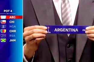 Inglaterra, Escocia y Japón serán las rivales de Argentina en el Mundial femenino de fútbol -  -