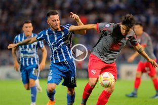 Independiente y Godoy Cruz repartieron puntos