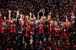 """Atlanta United, con """"Tata"""" Martino como DT, se consagró campeón de la MLS"""