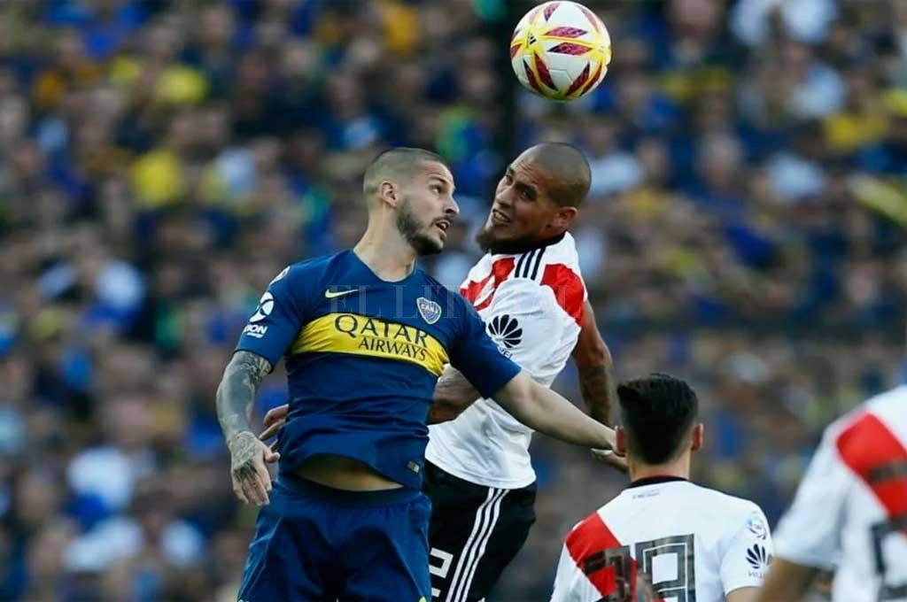 River y Boca definen en Madrid el ganador de la Copa Libertadores -  -