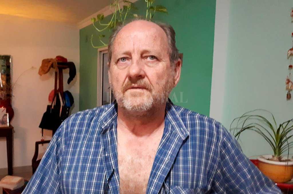 """""""No fue un robo al voleo. Fue un asalto bien planificado"""", opinó Carlos Beltramo. <strong>Foto:</strong> Danilo Chiapello"""