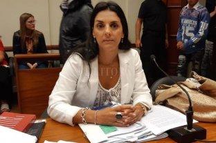 Prisión para un trío que cometió  delitos en San José del Rincón - La investigación fue comandada por la fiscal María Lucila Nuzzo. -