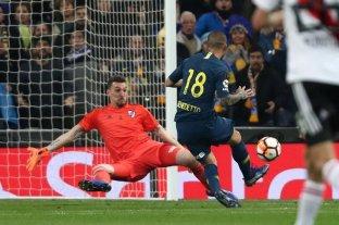 Boca le gana a River en la final de la Copa Libertadores