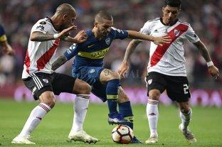 Boca y River empatan en la final de la Copa Libertadores