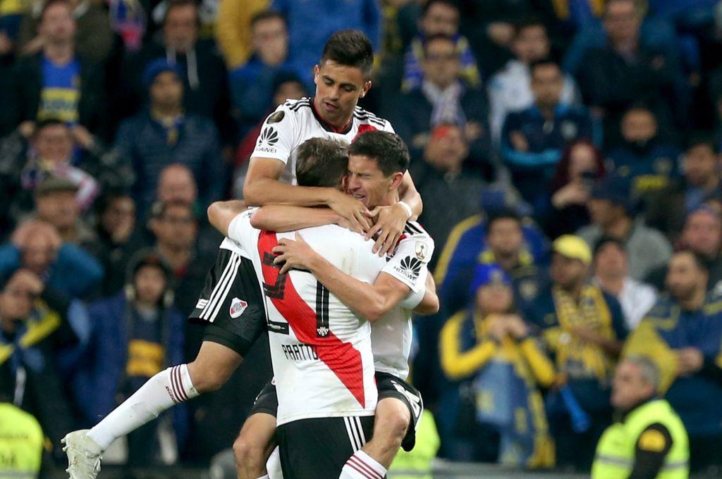 River le ganó a Boca y se quedó con la Copa Libertadores -  -