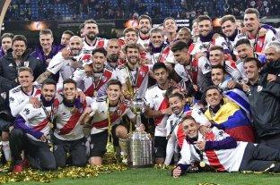 River le ganó a Boca y se quedó con la Copa Libertadores -