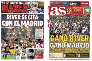 En España destacaron el buen comportamiento de los hinchas argentinos