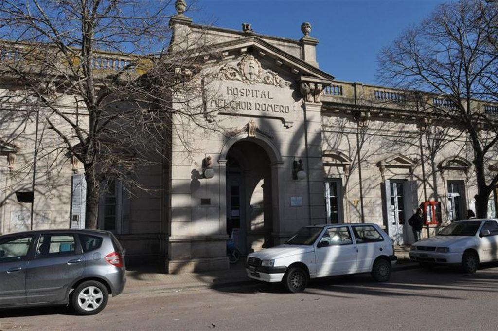 Los incidentes se sucedieron en el hospital Melchor Romero, en la ciudad bonaerense de La Plata