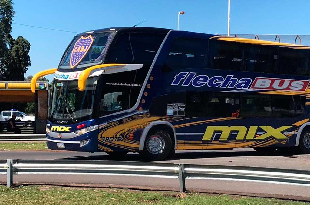 Boca ya regresó al país