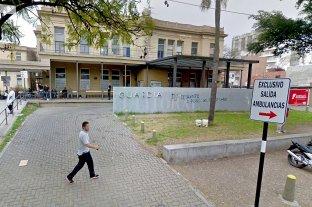 Policías asistieron en el parto a una adolescente que no sabía que estaba embarazada - Hospital del Centenario de Rosario. -