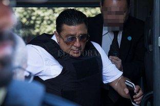 Detuvieron en Rosario a Luis Paz - Luis Paz. -