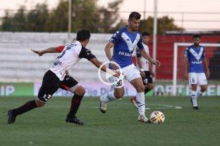En un partidazo, Patronato y Vélez igualaron 3 a 3 en Paraná -  -