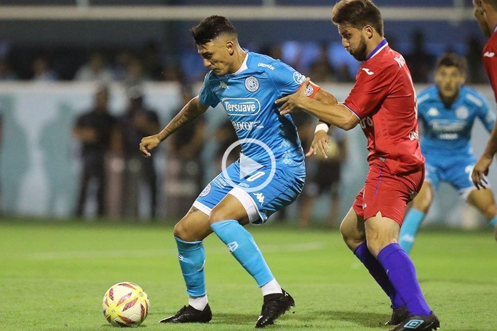 Belgrano perdió 2 a 1 con Tigre y finalizó el semestre en zona de descenso