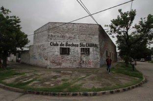 Vecinos rescatan del olvido el Club de Bochas Sargento Cabral -  -