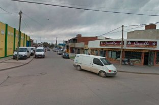 Robaron en una panadería de barrio Los Hornos - La zona donde se produjo el hecho