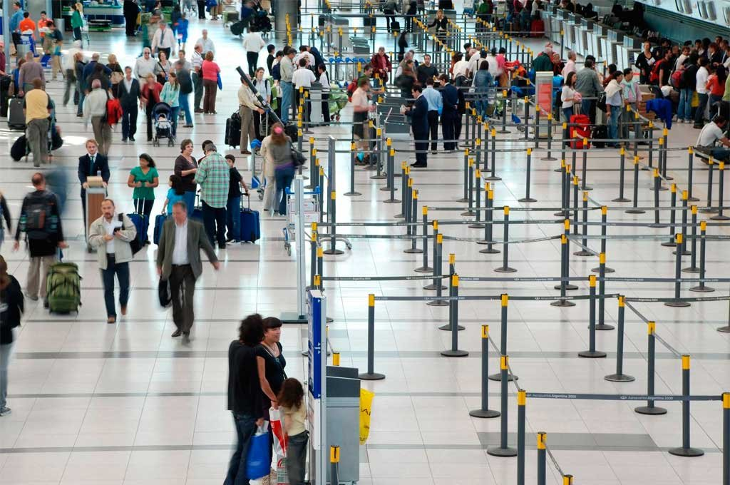 <strong>Foto:</strong> Facebook Aeropuertos Argentina 2000