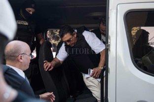 Drogas: tras su detención en  Rosario indagaban a Luis Paz