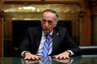 La UIA propone al gobierno 35 medidas para revertir la crisis - Miguel Acevedo, presidente de la UIA. -