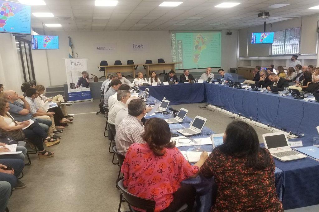 """En FoCo ETP"": Se capacitaron 2887 docentes técnicos de Santa Fe"