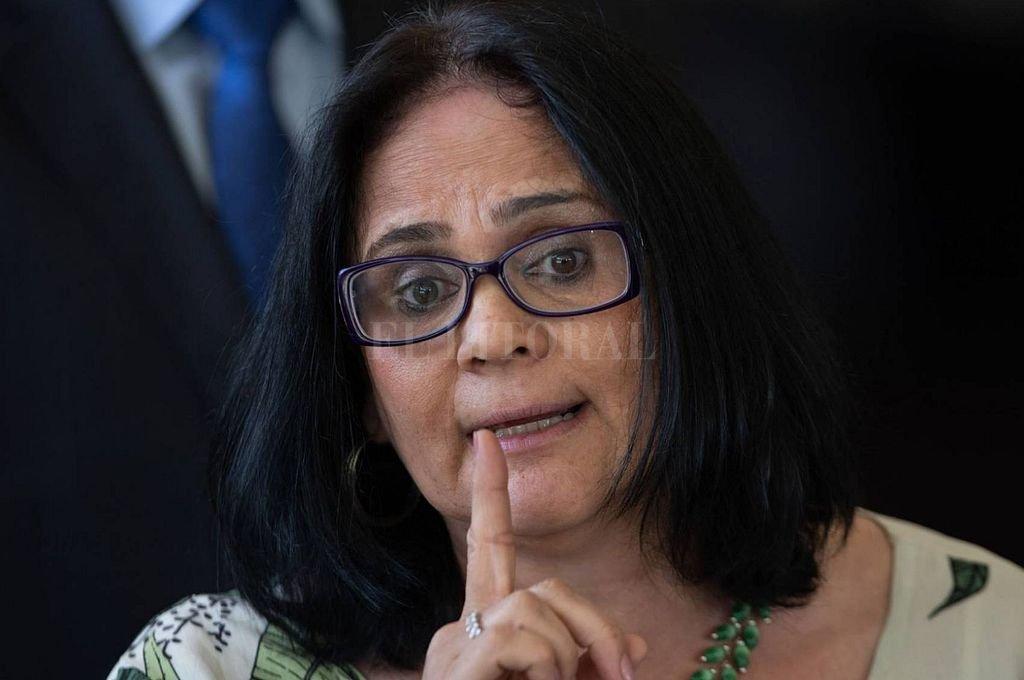 El gobierno de Bolsonaro buscará endurecer las penas a mujeres por aborto - Damares Alves, una pastora evangélica, fundamentalista antiaborto, y futura ministra de DDHH de Brasil. -