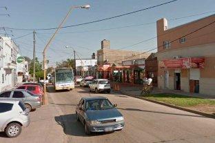 Dos adolescentes detenidas tras robar en un local de Guadalupe - La zona donde se produjo el hecho