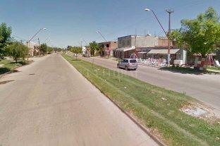 A mano armada robaron un comercio de Av. Gorriti - La zona donde se produjo el hecho  -