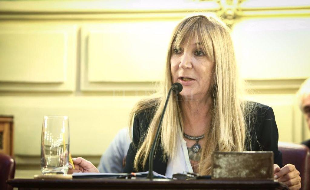 Diputada provincial Alejandra Vucasovich. <strong>Foto:</strong> Archivo El Litoral