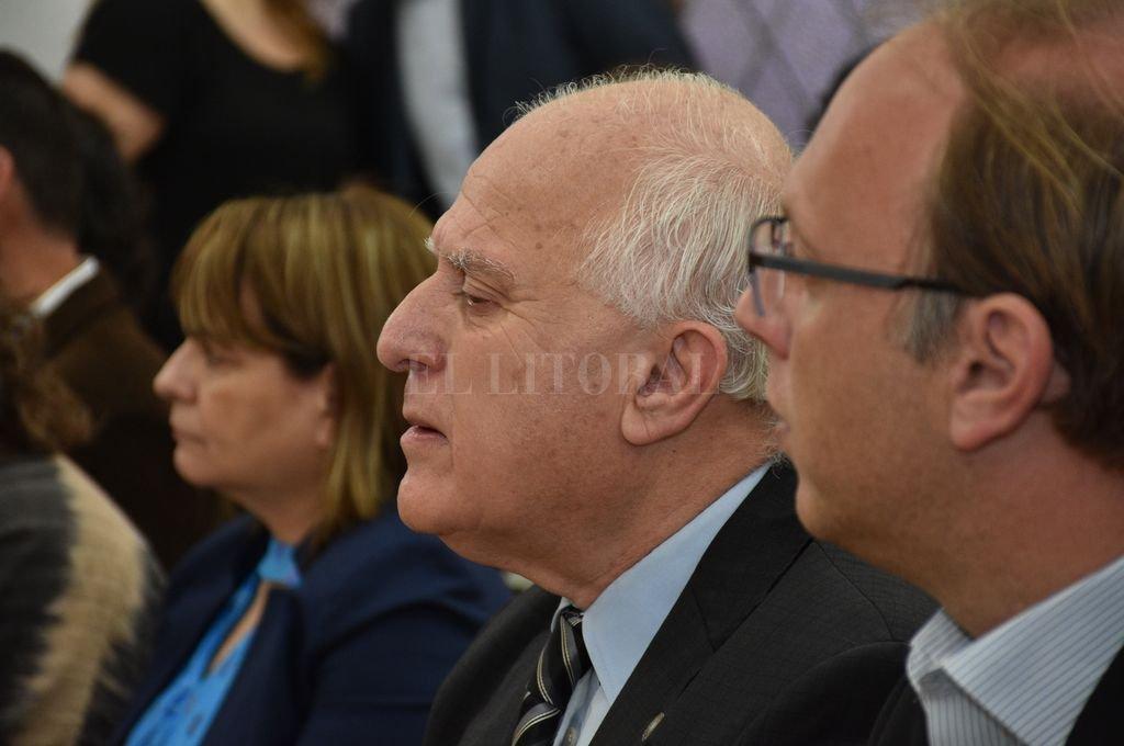 El gobernador Miguel Lifschitz. Crédito: Flavio Raina