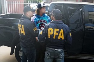 Detuvieron nuevamente a Rodrigo Eguillor por una denuncia de violación -  -