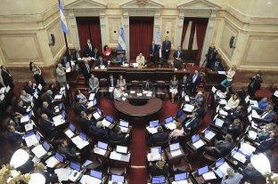 En una sesión exprés el Senado aprobó 10 leyes sin debate y en una sola votación