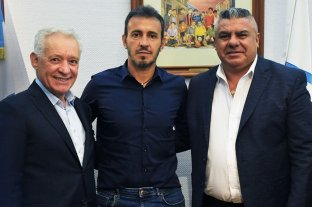 Frenando Batista será el entrenador del seleccionado argentino Sub 20