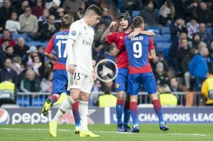 Real Madrid fue goleado por el CSKA Moscú previo al Mundial de Clubes -  -
