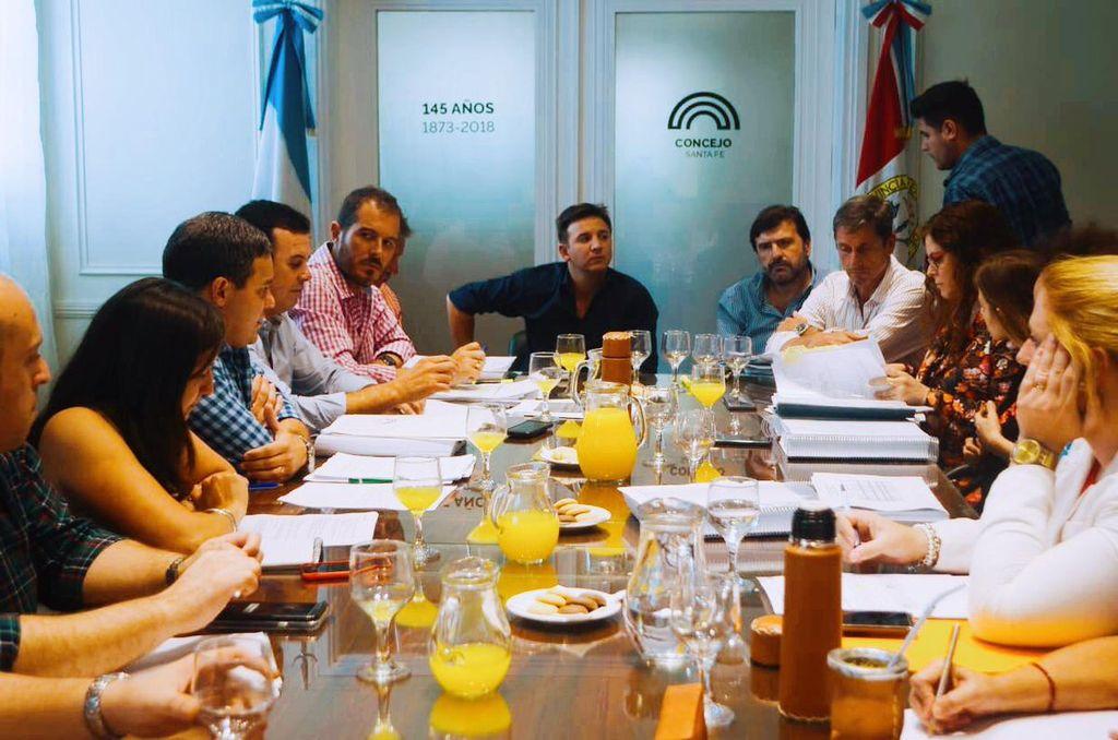 """Presupuesto local: reunión para poder """"afinar"""" criterios -  -"""