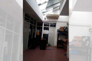 Por los techos: robaron en el Centro de Educación Vial de Santa Fe -  -