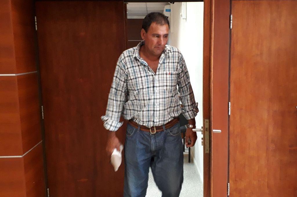 Tres años de prisión para el hombre que amenazó al intendente de Vera