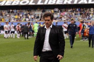Guillermo Barros Schelotto no seguirá como DT de Boca -  -