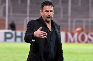 Diego Dabove es el nuevo entrenador de Argentinos Juniors -  -