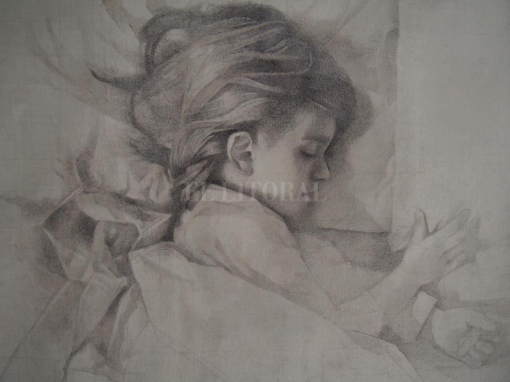 """""""La stanza onírica"""", detalle, de María Constanza Villarreal Doldán. <strong>Foto:</strong> Gentileza producción"""